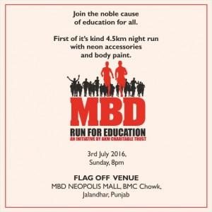 MBd Group,MBD Run,Malhotra sisters