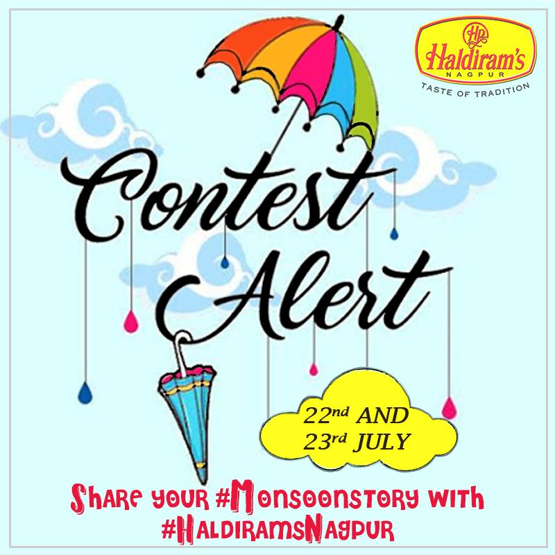 Haldirams,Haldirams Nagpur,Haldirams Contest