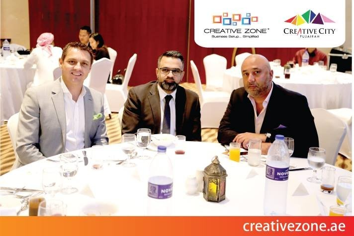 Mahesh Dalamal CEO , Creative Zone