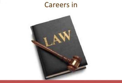 Bharati Vidyapeeth Deemed University, Career in Law, Law