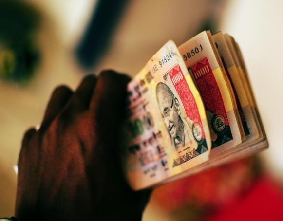 Demonetization, Narendra Modi, black money