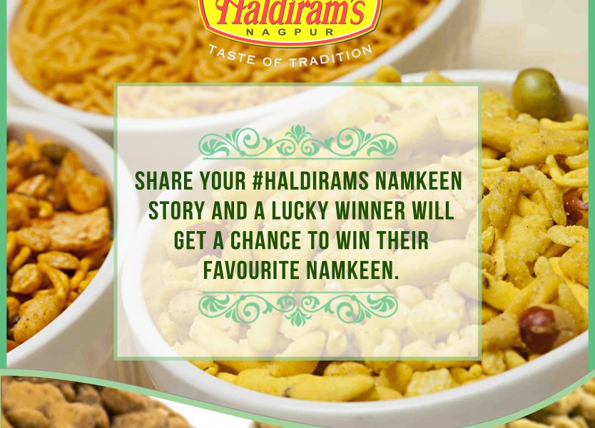 Share your Namkeen story and stand a chance to win exclusive Namkeen