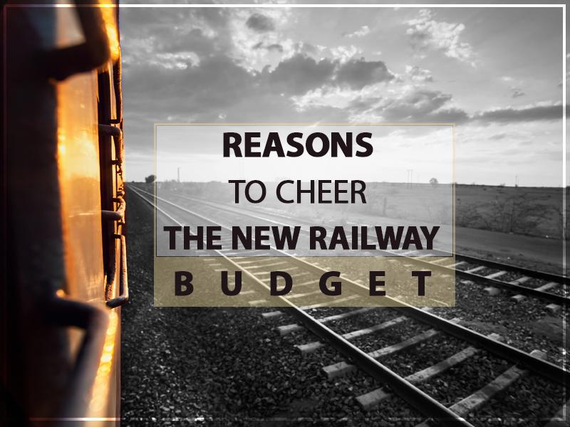 Deepak Talwar, New Railway Budget