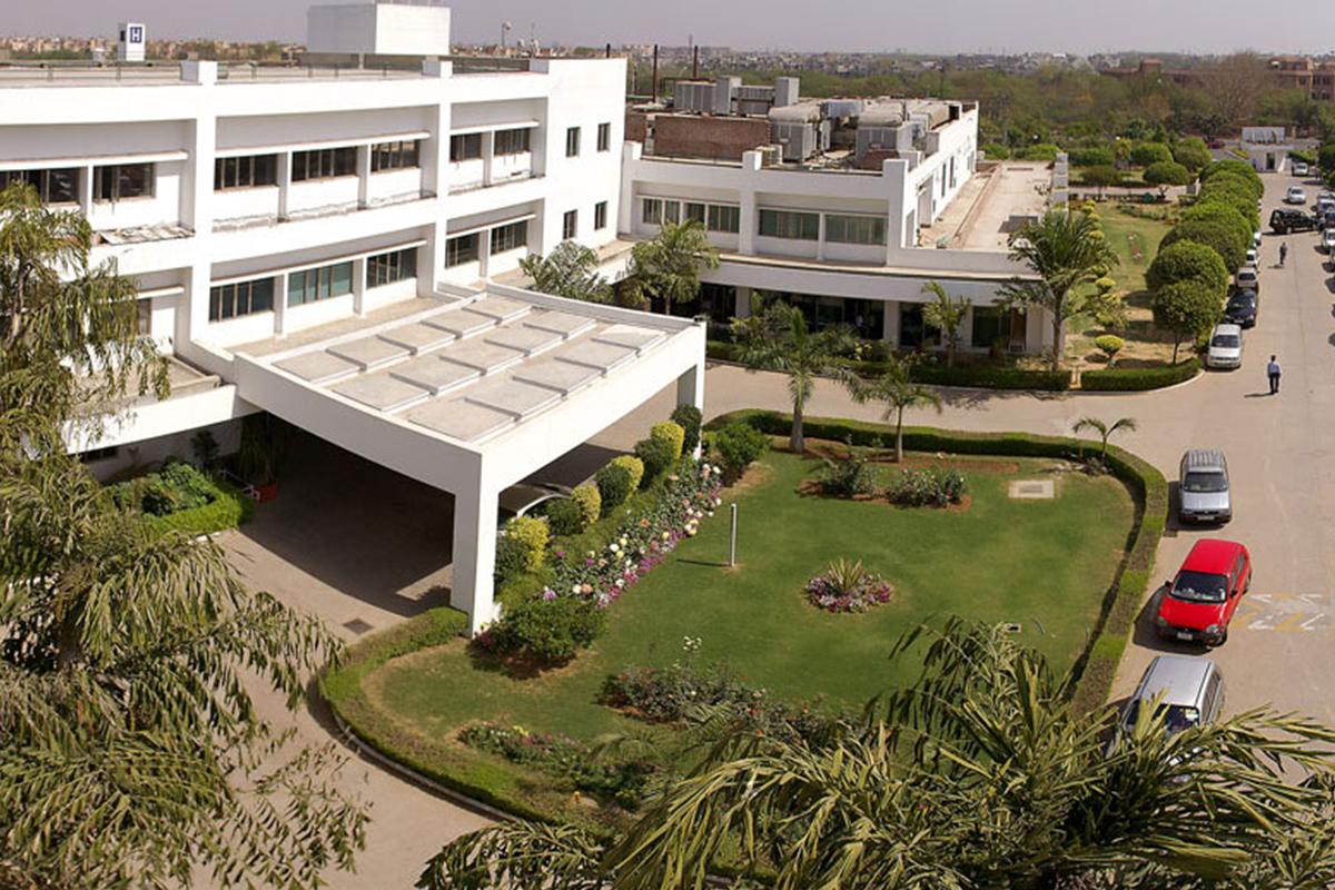 Indian Spinal Injuries Center