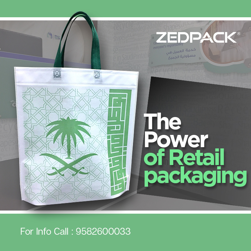 Zedpack Asserts Non Woven Bags Are Helping In Keeping