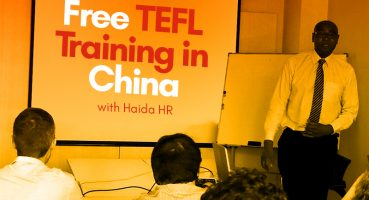 Haida HR open new avenues for foreign teachers in China