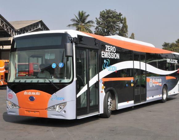 e buses