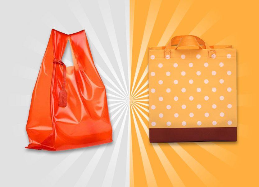 Plastic Vs Non Woven Bags