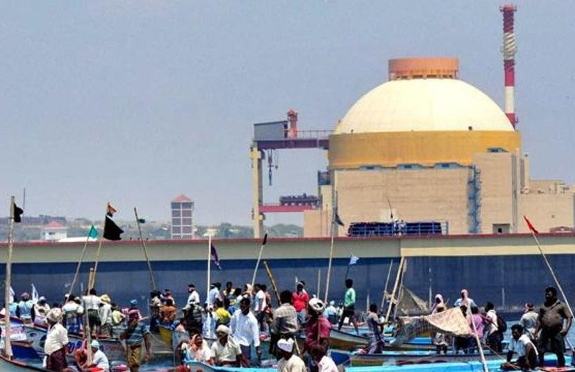 cyberattack on the Kudankulam Nuclear Power Plant