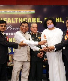 NIMS Chairman honoured with 'Life time Achievement Award'