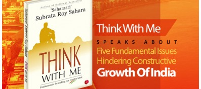 Think With Me Speaks About Five Fundamental Issues Hindering Constructive Growth Of India