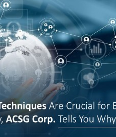 ACSG Corp. Tells You Why OSINT Techniques Are Crucial for Business Security