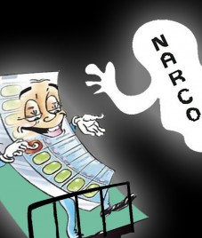 Narco test of EVM