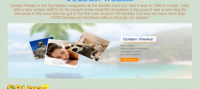 Try something different this leisure at Golden Weeks