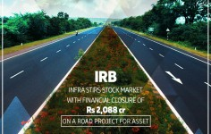 IRB Infra stirs stock market with financial closure of Rs 2,088 cr on a road project