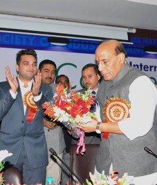 Sharda University hosts National Seminar by ISIAM, Home Minister Rajnath Singh invited as the Chief Guest