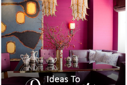 Ideas To Decorate Your Home With Pink