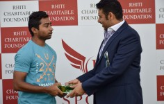 Rhiti Sports Chairman and MD, Mr.ArunPandey bats for equal promotion of every sport in India