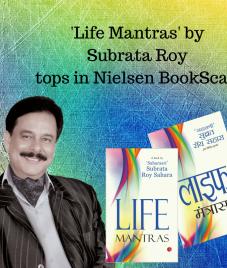 Subrata Roy's 'Life Mantras' tops Nielsen BookScan