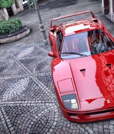 Auto -Expert Massimiliano Fadin ci spiega perché la Ferrari F40 è la più ' cazzuto ' Ferrari di tutti i tempi