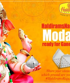 Share your Prasad recipe and win exclusive gift hampers by Haldiram's this Ganesh Chaturthi
