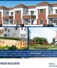 Find Your Dream Home At Greenwoods by Modi Builders