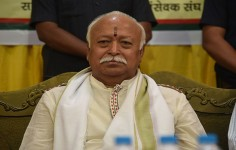 Shiv Shena Wants Mohan Bhagwat To Be Next President Of India