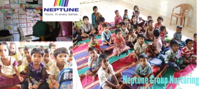 Neptune Group Catering The Needs Of Underprivileged Children