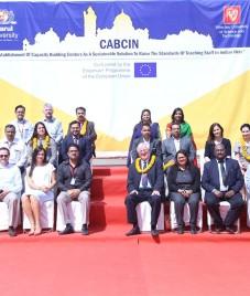 Parul University Inaugurates CABCIN Project