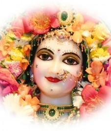 Madhu Pandit Dasa celebrates Radhashtami at ISKCON temple, Bangalore