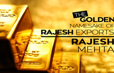 The Golden Namesake of Rajesh Exports: Rajesh Mehta