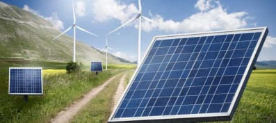 Ratul Puri showing the 'sunshine' side of renewable energy in India
