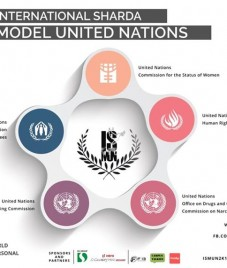 The International Sharda Model United Nation Conference to be held at Sharda University