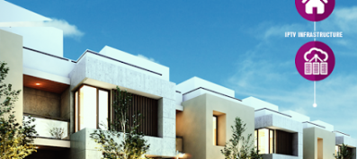 Carve an elegant home at Crossway by True Value Homes
