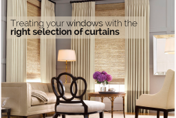 Arun Dev Builders Suggest: Top 5 Points to Bear in Mind when Choosing Curtains