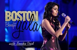 A Mosaic of Music and Philanthropy: American Idol Finalist Sonika Vaid to rock Boston Benefit Gala.