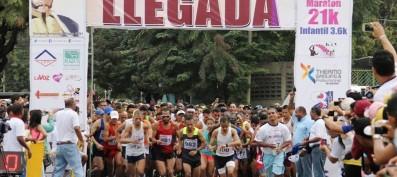 Athletes prepare for Guarenas Marathon second edition soon to be held in Venezuela