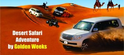 How Golden Weeks Dubai makes your holidays merrier