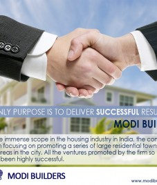 Modi Builders Hyderabad – Marking excellence in realty industry