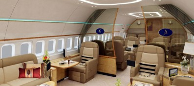 Private Jets available at the cost of Business Class