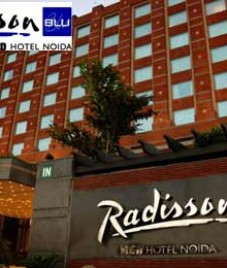 One stop for refreshment at Radisson Blu MBD Hotel