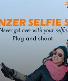 Slanzer Technology ltd. offers Selfie Sticks for a hassle-free picture clicking experience