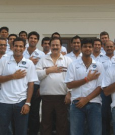Sahara India Pariwar – Committed Towards Improving Sports and Games in India