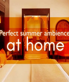 Modi Builders can help you create the perfect summer ambience at home