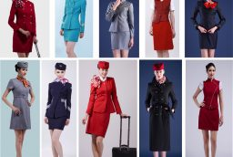 Top airline uniforms that scream fashion and elegance